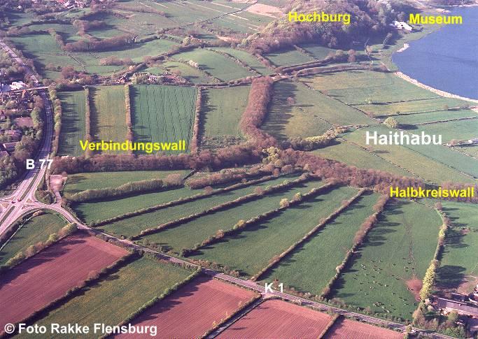 Haithabu Karte.Danewerk Auf Den Spuren Der Wikinger In Dänemark